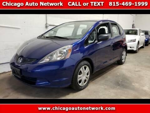 2011 Honda Fit for sale at Chicago Auto Network in Mokena IL