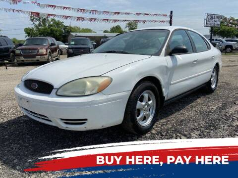 2006 Ford Taurus for sale at Collins Auto Sales in Waco TX
