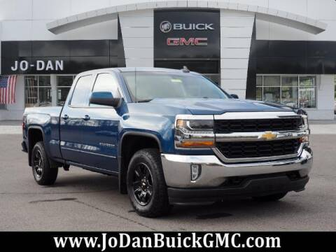 2017 Chevrolet Silverado 1500 for sale at Jo-Dan Motors - Buick GMC in Moosic PA