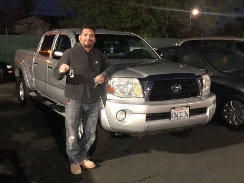 2005 Toyota Tacoma for sale at Redwood City Auto Sales in Redwood City CA