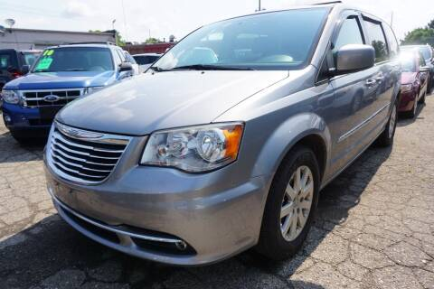 2014 Chrysler Town and Country for sale at Cars Trucks & More in Howell MI