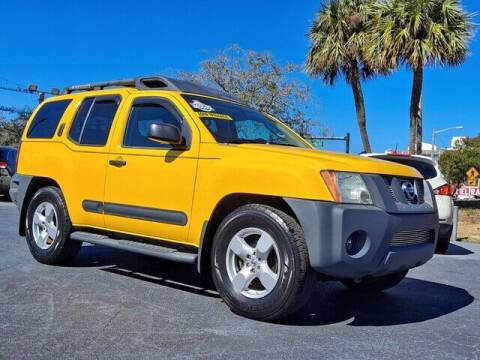 2005 Nissan Xterra for sale at Select Autos Inc in Fort Pierce FL