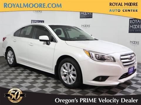 2015 Subaru Legacy for sale at Royal Moore Custom Finance in Hillsboro OR