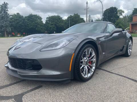 2016 Chevrolet Corvette for sale at L.A. Trading Co. in Woodhaven MI