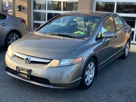 2007 Honda Civic for sale at MAGIC AUTO SALES in Little Ferry NJ