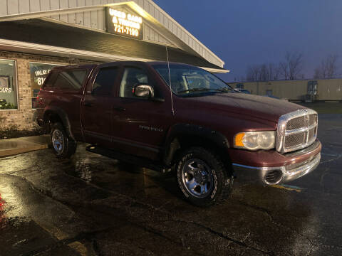 2002 Dodge Ram Pickup 1500 for sale at Imlay City Auto Sales LLC. in Imlay City MI