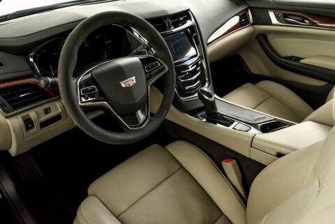 2016 Cadillac CTS for sale at CU Carfinders in Norcross GA