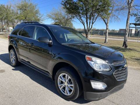 2016 Chevrolet Equinox for sale at Prestige Motor Cars in Houston TX
