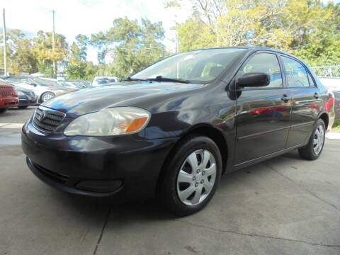 2005 Toyota Corolla for sale at Automax Wholesale Group LLC in Tampa FL