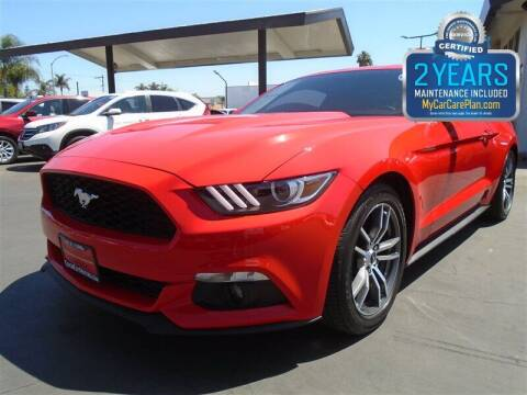 2016 Ford Mustang for sale at Centre City Motors in Escondido CA