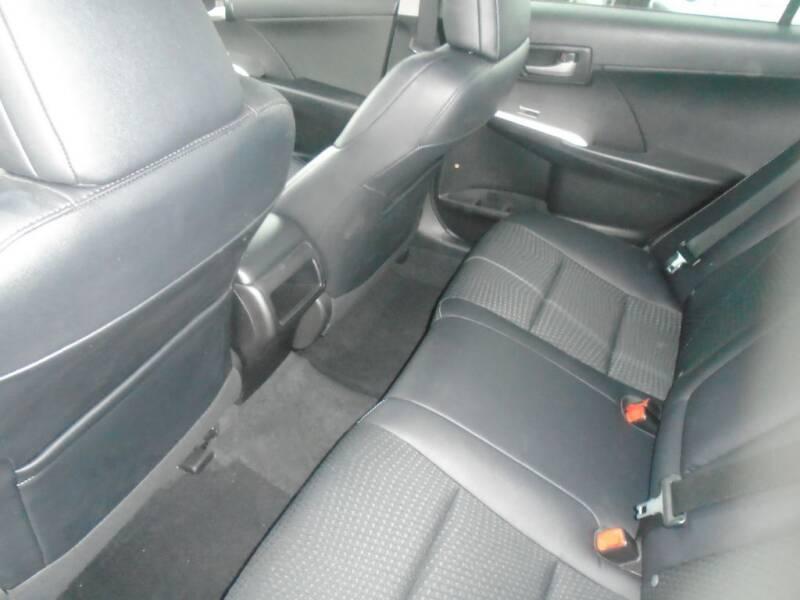 2014 Toyota Camry L 4dr Sedan - Houston TX