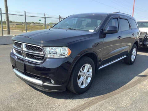 2011 Dodge Durango for sale at Government Fleet Sales in Kansas City MO