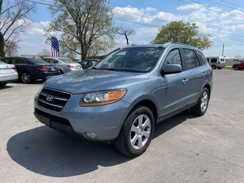 2009 Hyundai Santa Fe for sale at International Cars Co in Murfreesboro TN