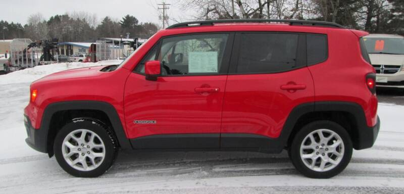 2016 Jeep Renegade for sale at The AUTOHAUS LLC in Tomahawk WI
