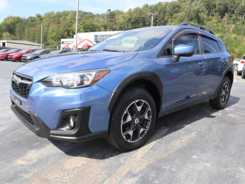 2018 Subaru Crosstrek for sale at RUSTY WALLACE KIA OF KNOXVILLE in Knoxville TN