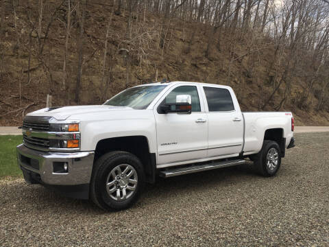 2019 Chevrolet Silverado 2500HD for sale at DONS AUTO CENTER in Caldwell OH