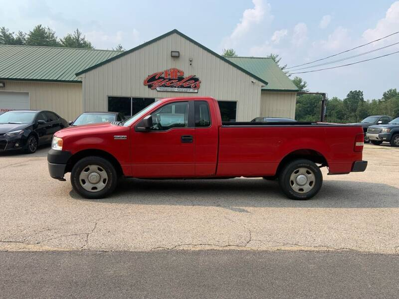 2007 Ford F-150 for sale at HP AUTO SALES in Berwick ME