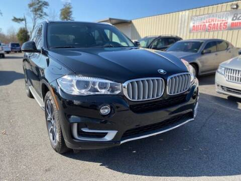 2015 BMW X5 for sale at Stikeleather Auto Sales in Taylorsville NC