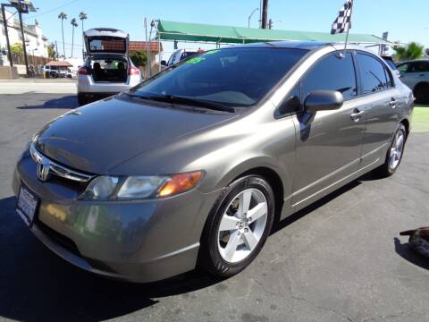2008 Honda Civic for sale at Pauls Auto in Whittier CA