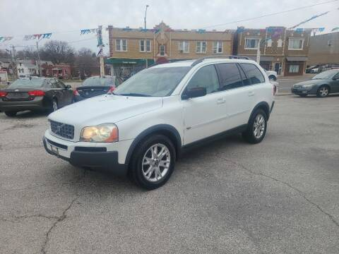 2005 Volvo XC90 for sale at StarsNStripes Auto in Saint Louis MO