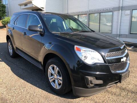 2015 Chevrolet Equinox for sale at KARMA AUTO SALES in Federal Way WA
