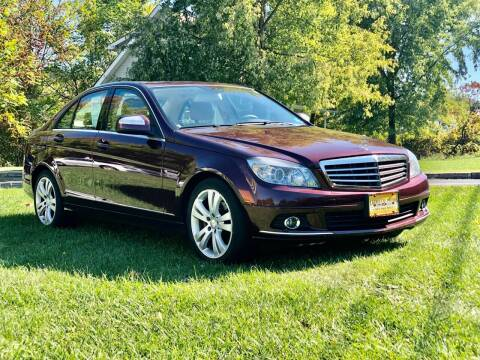2009 Mercedes-Benz C-Class for sale at Lafayette Motors 2 in Andover NJ