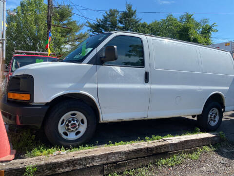 2012 GMC Savana Cargo for sale at White River Auto Sales in New Rochelle NY