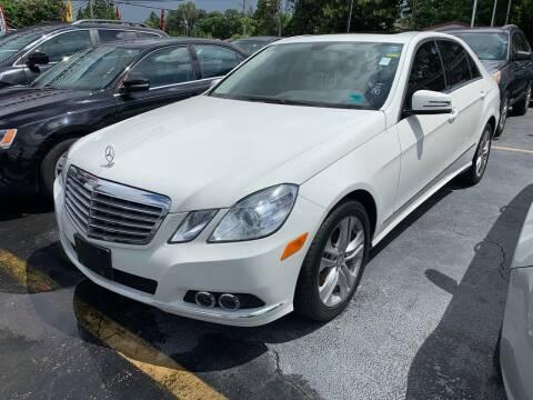 2010 Mercedes-Benz E-Class for sale at America Auto Wholesale Inc in Miami FL
