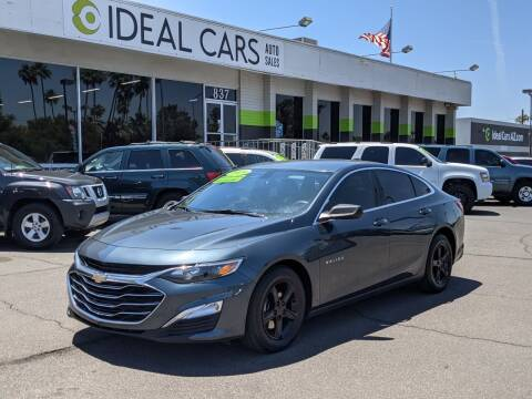 2019 Chevrolet Malibu for sale at Ideal Cars Broadway in Mesa AZ