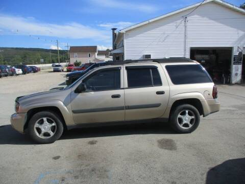 2005 Chevrolet TrailBlazer EXT for sale at ROUTE 119 AUTO SALES & SVC in Homer City PA