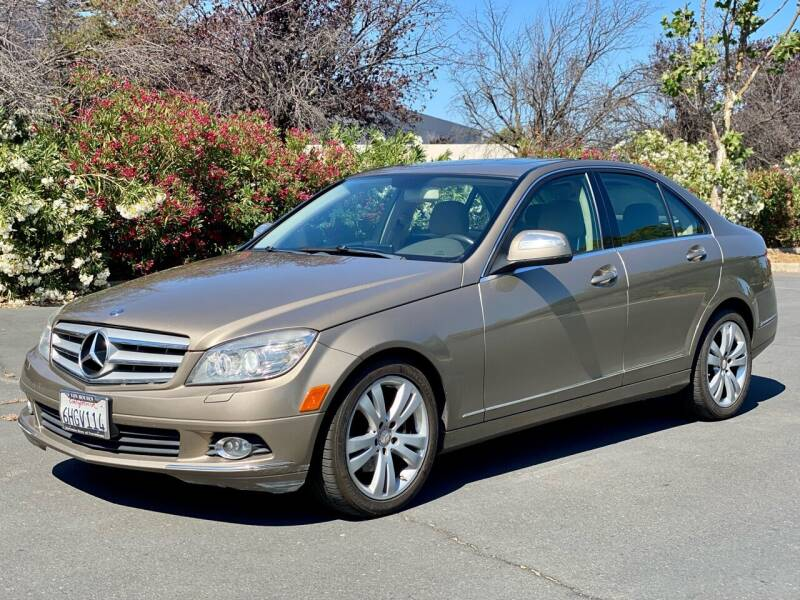 2009 Mercedes-Benz C-Class for sale at Silmi Auto Sales in Newark CA