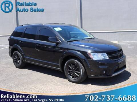 2013 Dodge Journey for sale at Reliable Auto Sales in Las Vegas NV