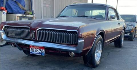 1967 Mercury Cougar for sale at Classic Car Deals in Cadillac MI