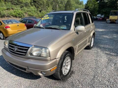 2004 Suzuki Grand Vitara for sale at JM Auto Sales in Shenandoah PA