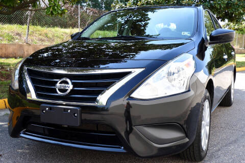 2017 Nissan Versa for sale at Prime Auto Sales LLC in Virginia Beach VA