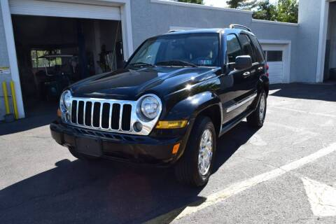 2005 Jeep Liberty for sale at L&J AUTO SALES in Birdsboro PA