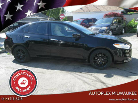 2013 Dodge Dart for sale at Autoplex 2 in Milwaukee WI