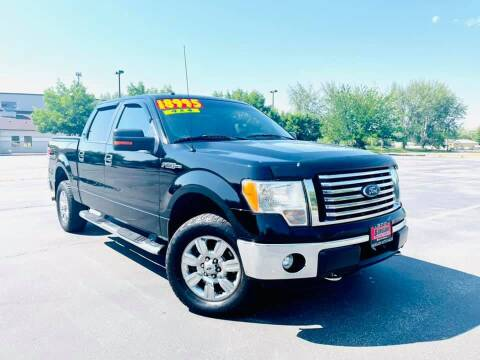 2011 Ford F-150 for sale at Bargain Auto Sales LLC in Garden City ID