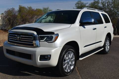 2019 Toyota Sequoia for sale at AMERICAN LEASING & SALES in Tempe AZ