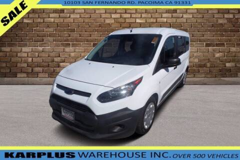 2018 Ford Transit Connect Wagon for sale at Karplus Warehouse in Pacoima CA