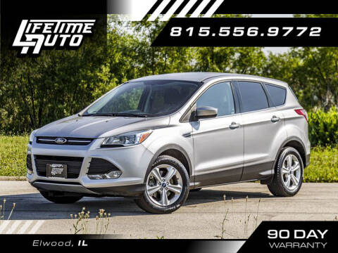 2015 Ford Escape for sale at Lifetime Auto in Elwood IL