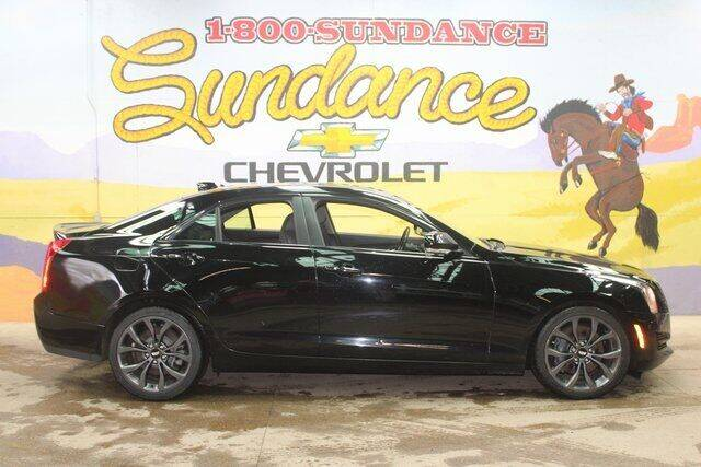 2017 Cadillac ATS for sale at Sundance Chevrolet in Grand Ledge MI
