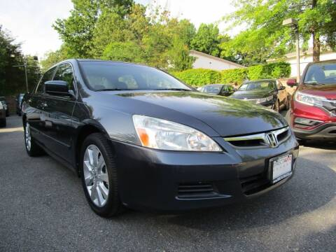 2007 Honda Accord for sale at Direct Auto Access in Germantown MD