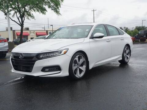 2018 Honda Accord for sale at BASNEY HONDA in Mishawaka IN