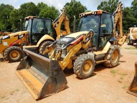 2014 Caterpillar 430F IT - CAB W/ A/C & HEAT