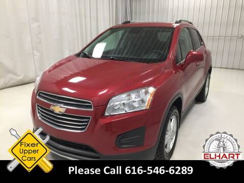 2015 Chevrolet Trax for sale at Elhart Automotive Campus in Holland MI