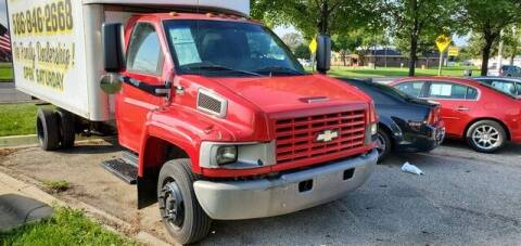2003 Chevrolet C5500 for sale at R Tony Auto Sales in Clinton Township MI