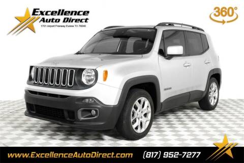 2015 Jeep Renegade for sale at Excellence Auto Direct in Euless TX