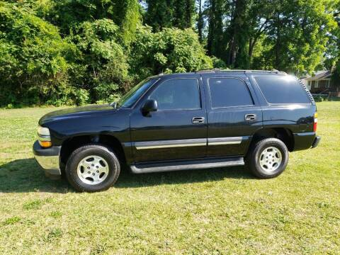 2005 Chevrolet Tahoe for sale at A-1 Auto Sales in Anderson SC