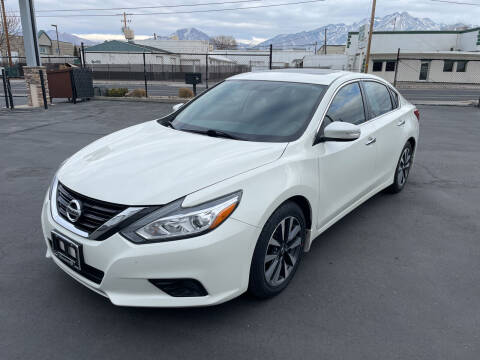 2016 Nissan Altima for sale at New Start Auto in Richardson TX